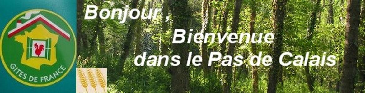 Bonjour et bienvenue dans notre gite rural de Monchy-Cayeux (Pas-de-Calais